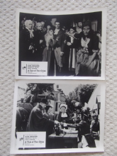 Tale of Two Cities, Original Movie Stills (2), Dirk Bogarde, Dorothy Tutin, '58